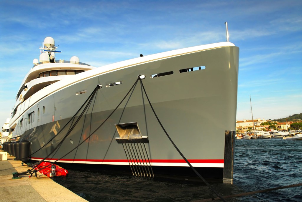 St-Tropez Superyacht